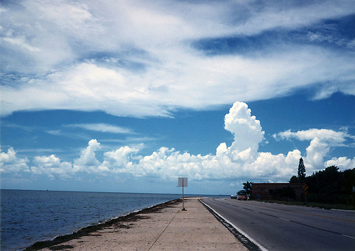 Key West Island in 1988