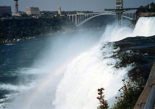 Niagara Falls in 1988