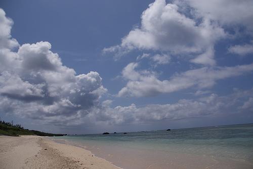 ふる里海浜公園@多良間島